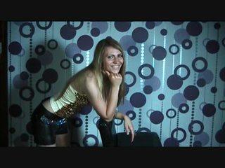 SuesseAnke strip webcam Gratis Video