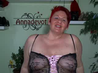 AnnaDevot gratis erotik chat live Gratis Video