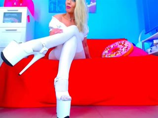 voyeurstrip  chat - Video 1 von SexyAnnika