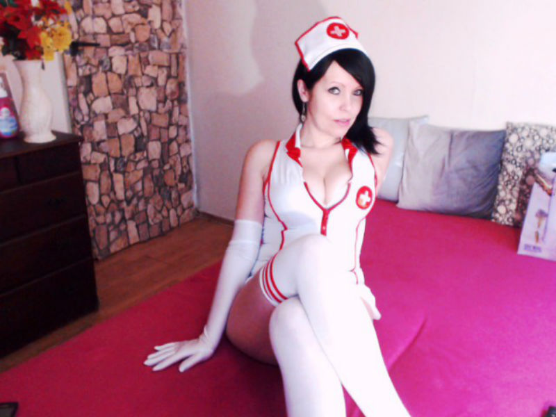 Kranken Pflegerin