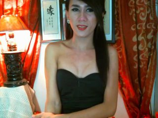 oral cam privat - Video 1 von LadyboyIsabella
