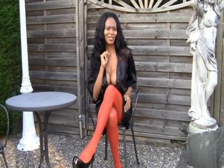 webcam sex extrem - Video 1 von Schokobebe