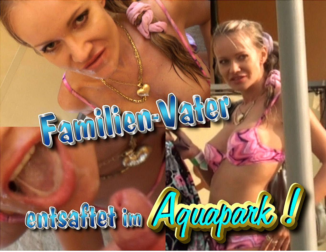 Familien-Vater entsaftet im Aquapark