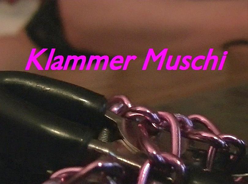 Free.Clip Klammer Muschi