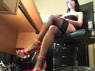 Inesse wichsen live chat Gratis Video