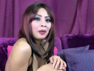 AsianBrenda strip webcam Gratis Video