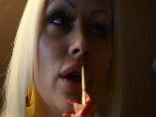 Preview 16: SexyMarlin BIG BOOOOOOOOOBS Los Baby, ich bin scharf!